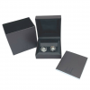 Dunhill JSE8234 Round Alfred Dunhill 925 Sterling Silver Mens Cufflinks 1