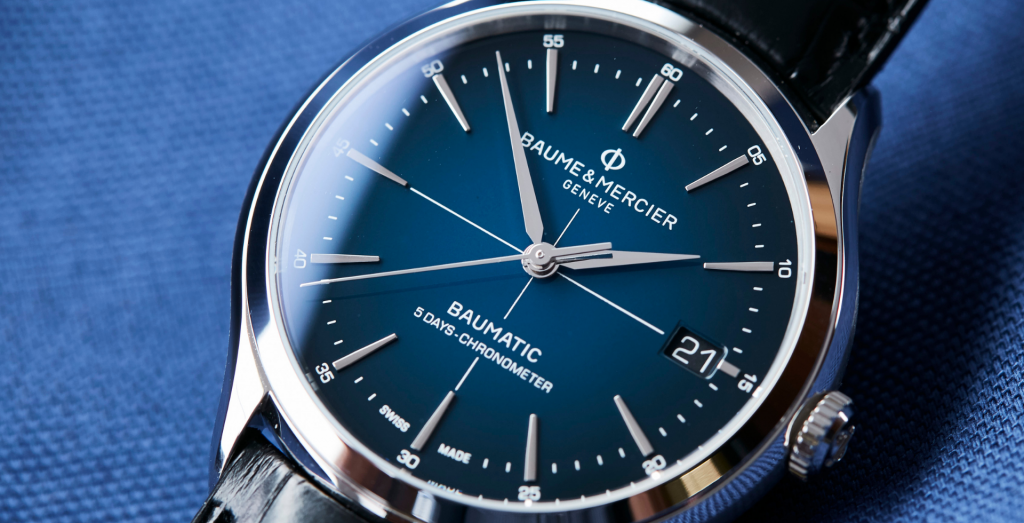 BAUME & MERCIER watches up to 86% off discount sale