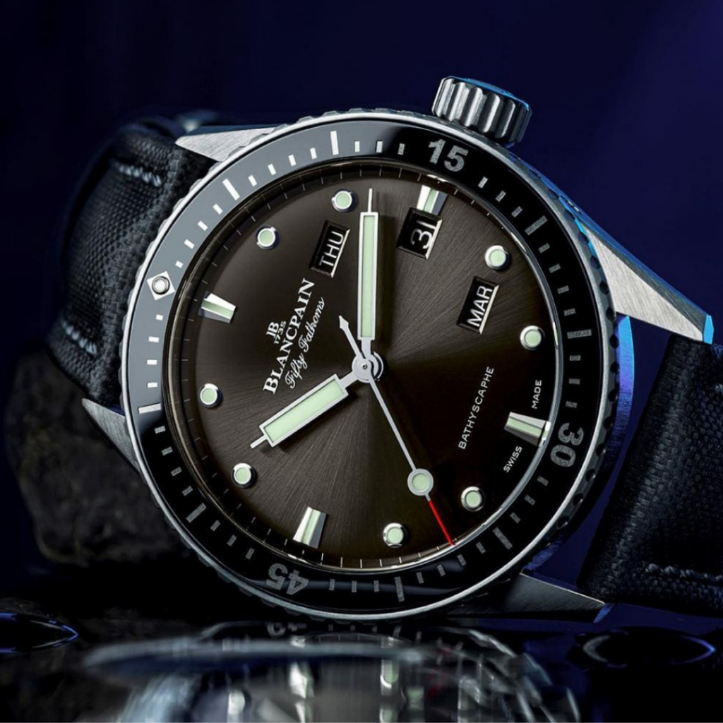 BLANCPAIN watches up to 51% off discount sale