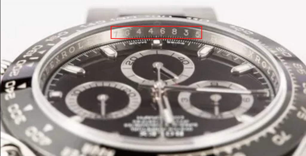ROLEX rehaut SERIAL NUMBER LOOK UP SEARCH