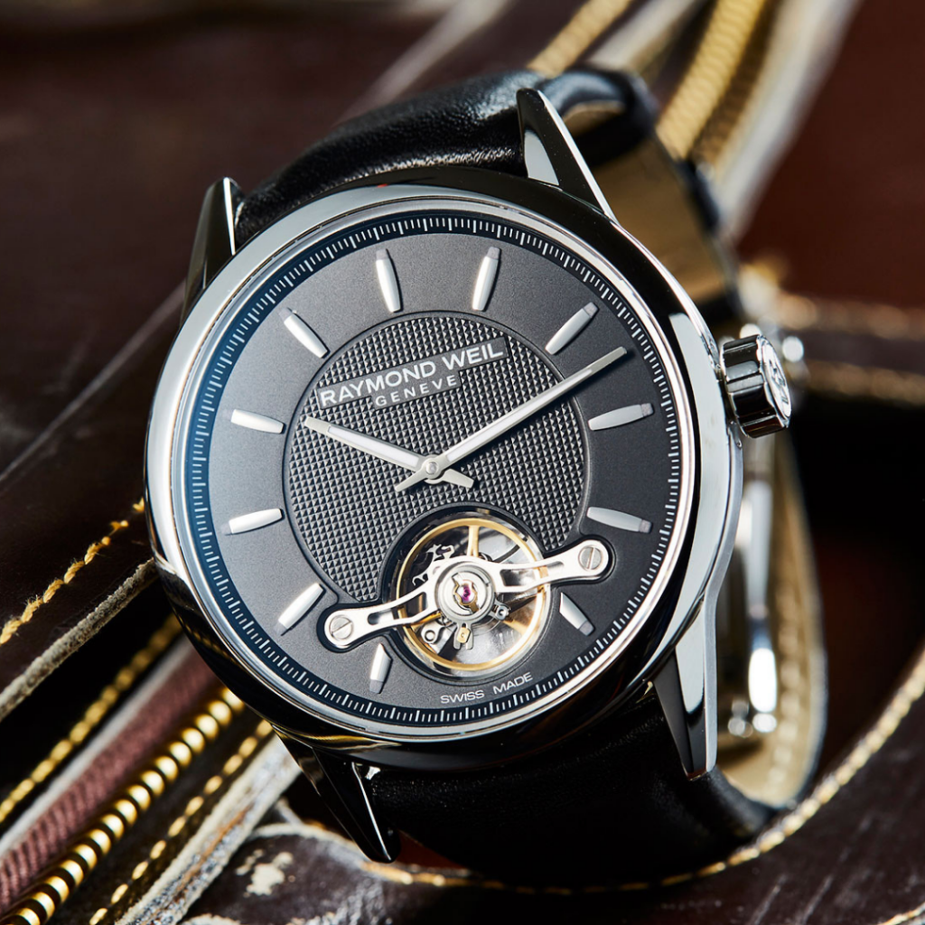 raymond weil watches up to 18% off discount sale