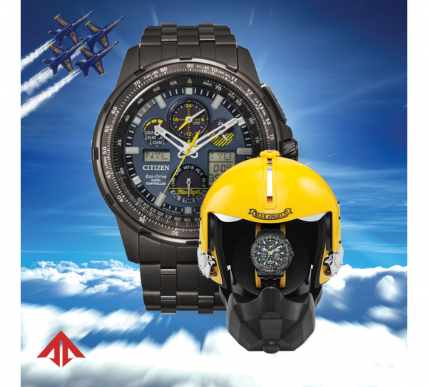 Promaster Blue Angels Social New