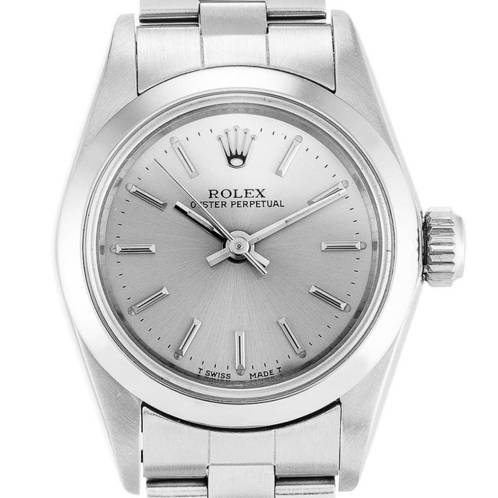 ROLEX LADIES OYSTER PERPETUAL  Sarasota watch company