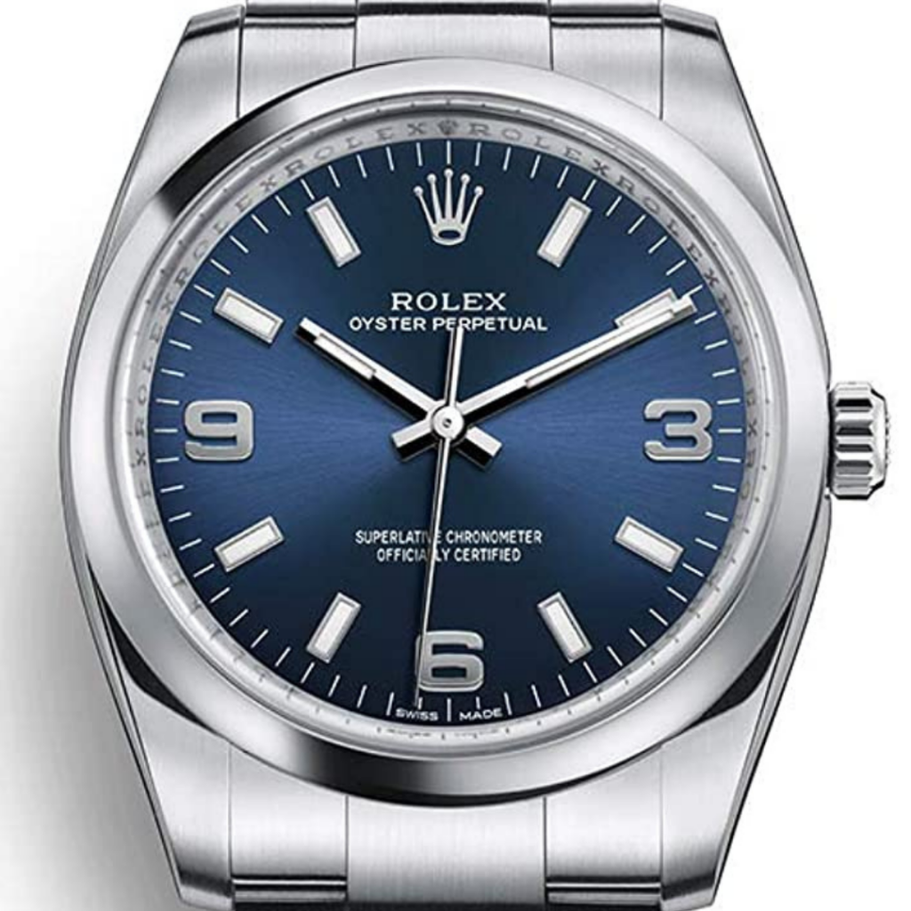 ROLEX oyster perpetual Sarasota watch company