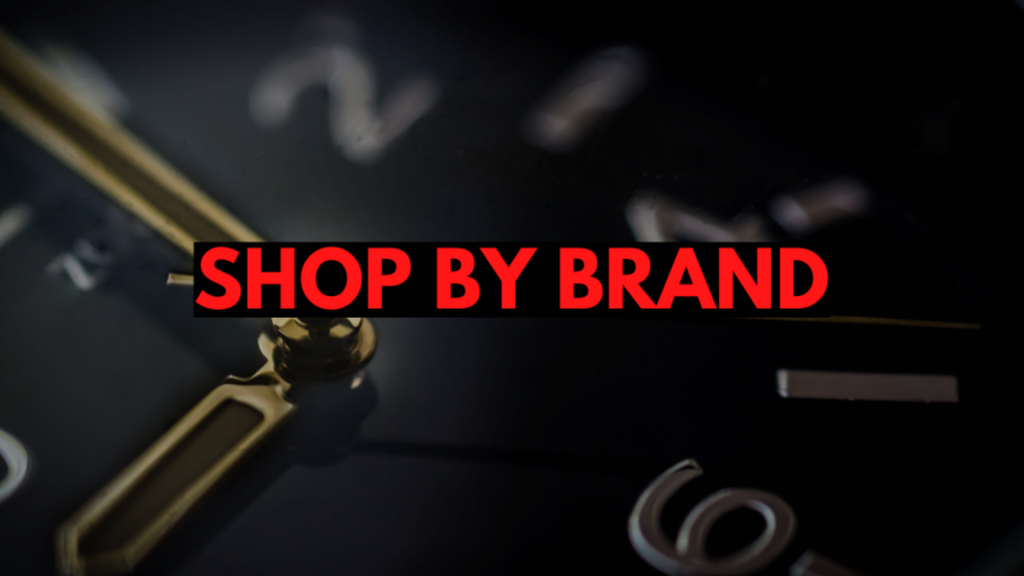 SHOP BY BRANDS Sarasota Watch Company