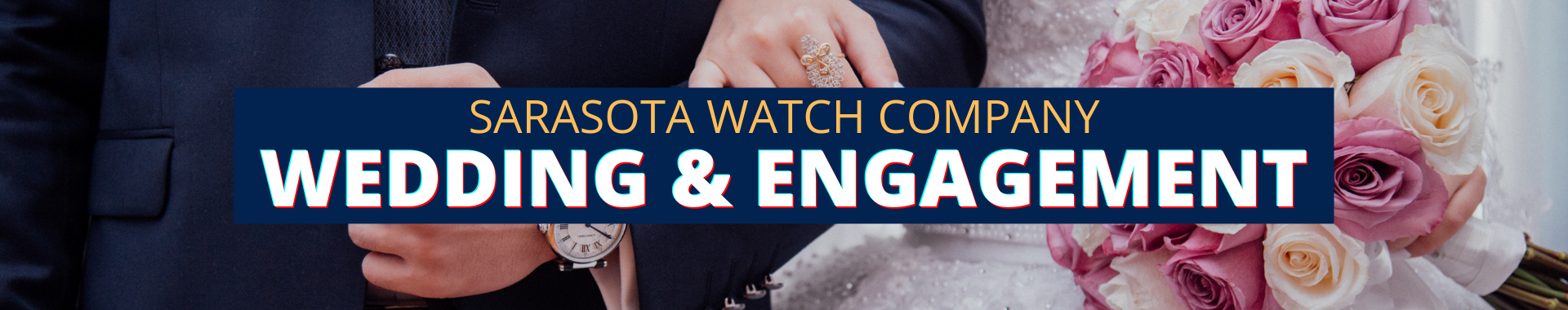 WEDDING AND ENGAGEMENT RINGS SARASOTA WATCH COMPANY