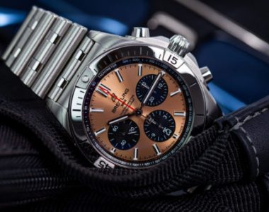Breitling Chronomat Copper Dial 2 scaled 510x340 1