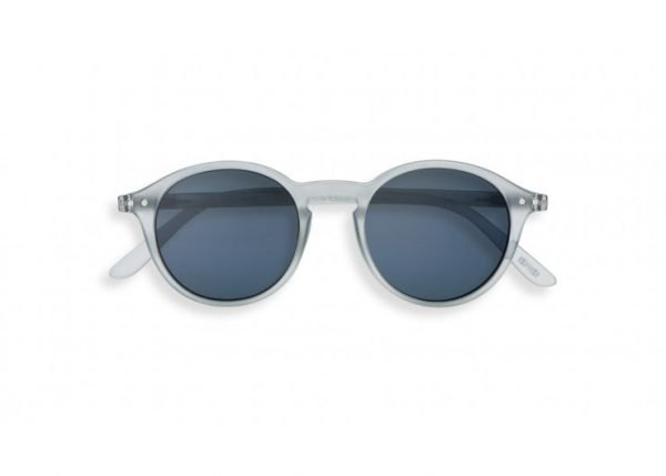 d sun frosted blue sunglasses
