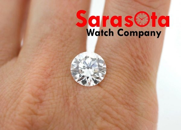30 Ct Round Brilliant Loose Diamond D Color Internally Flawless Clarity GIA 123532972300 4