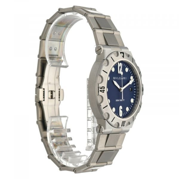 BVLGARI-Diagono-Scuba-DP-41-S-SD-Blue-Dial-Steel-41mm-Automatic-Mens-Watch-114712718740-5