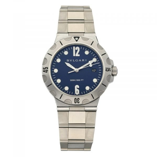 BVLGARI-Diagono-Scuba-DP-41-S-SD-Blue-Dial-Steel-41mm-Automatic-Mens-Watch-114712718740