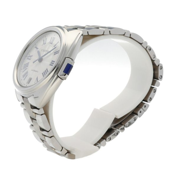 Cartier Cle De WSCL0006 3856 Stainless Steel 36mm Automatic Womens Watch 133785679630 2