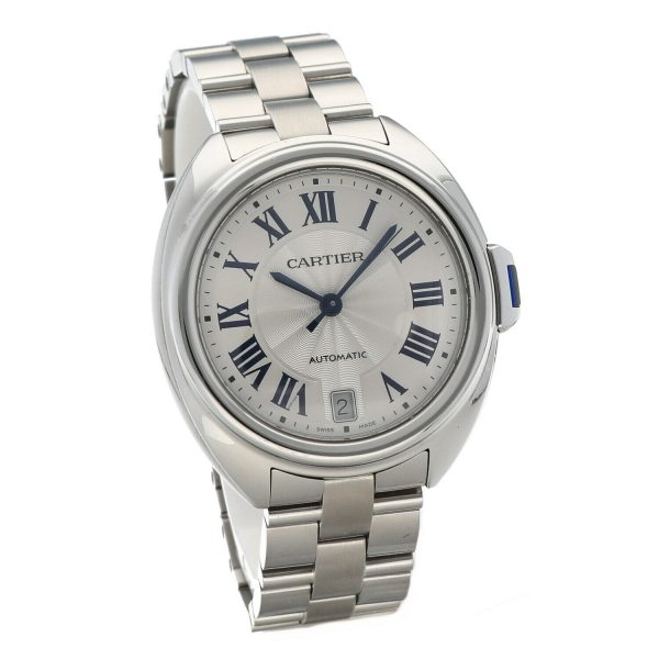 Cartier Cle De WSCL0006 3856 Stainless Steel 36mm Automatic Womens Watch 133785679630 4