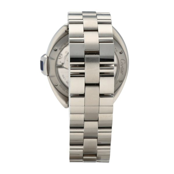 Cartier Cle De WSCL0006 3856 Stainless Steel 36mm Automatic Womens Watch 133785679630 5