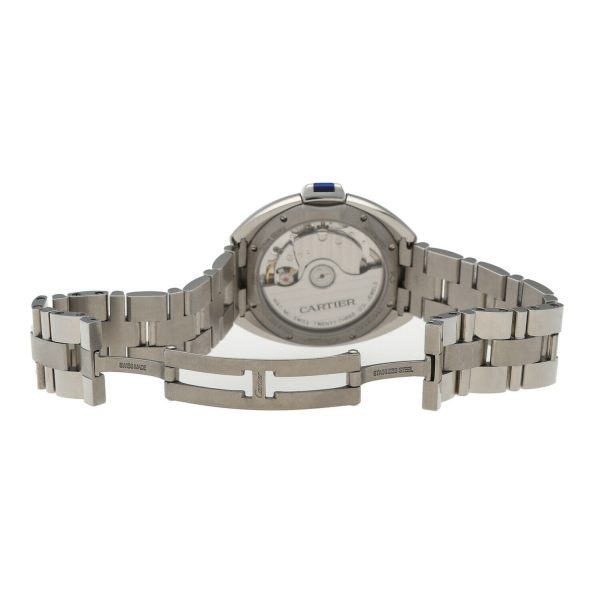 Cartier Cle De WSCL0006 3856 Stainless Steel 36mm Automatic Womens Watch 133785679630 6