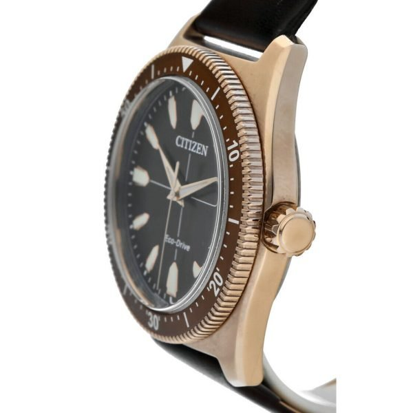 Citizen-Eco-Drive-Brycen-AW1593-06X-Rose-Gold-43mm-Leather-Solar-Mens-Watch-114748620590-3