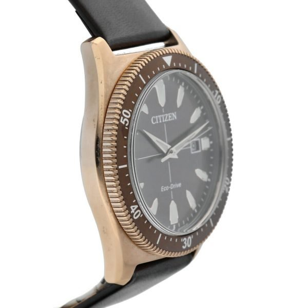 Citizen-Eco-Drive-Brycen-AW1593-06X-Rose-Gold-43mm-Leather-Solar-Mens-Watch-114748620590-4