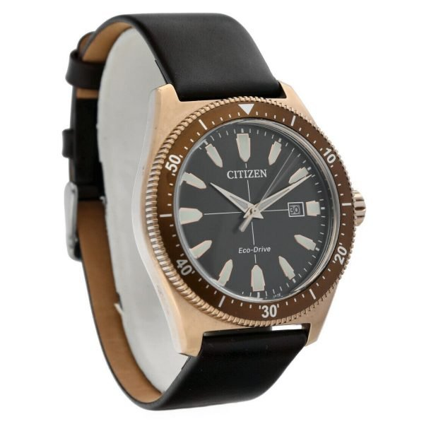 Citizen-Eco-Drive-Brycen-AW1593-06X-Rose-Gold-43mm-Leather-Solar-Mens-Watch-114748620590-5