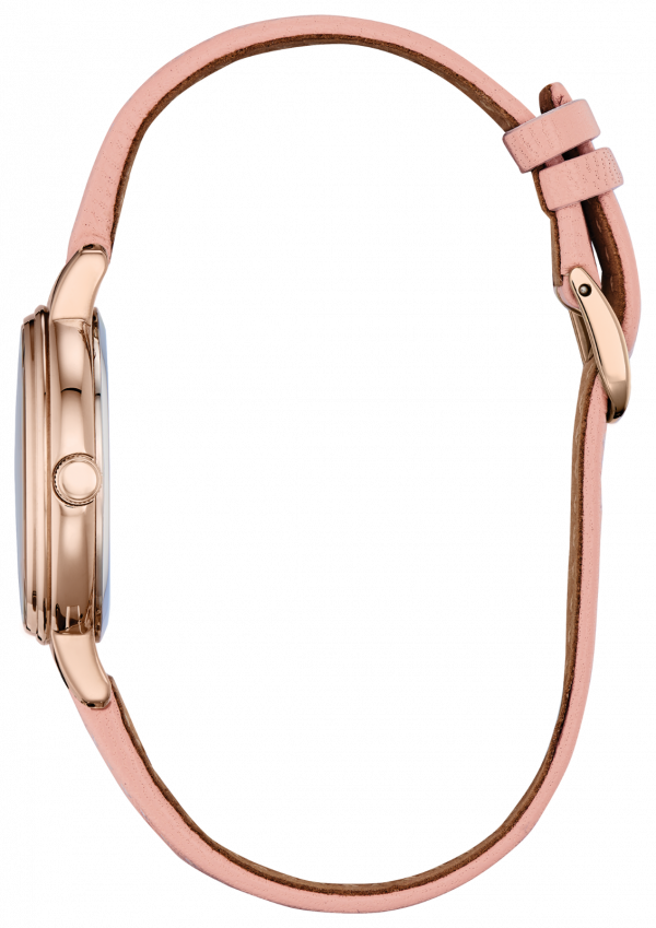 Citizen Eco Drive Minnie Mouse EW2448 01W Rose Gold Pink Blush Ladies Watch 114507188250 3
