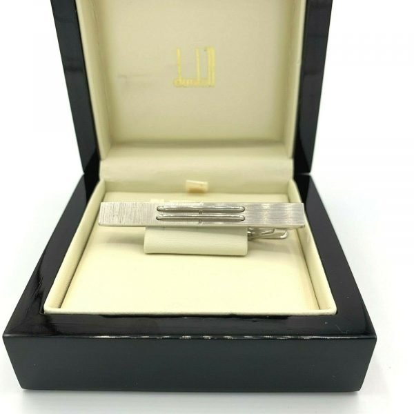 Dunhill OORL1402 Gold Plated Stripped Flip 25 Mens Lighter Gift 133107540440 2