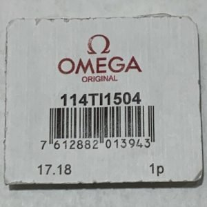 100 Authentic Omega Seamaster 21mm Titanium Watch Band Link 1504 124404068831