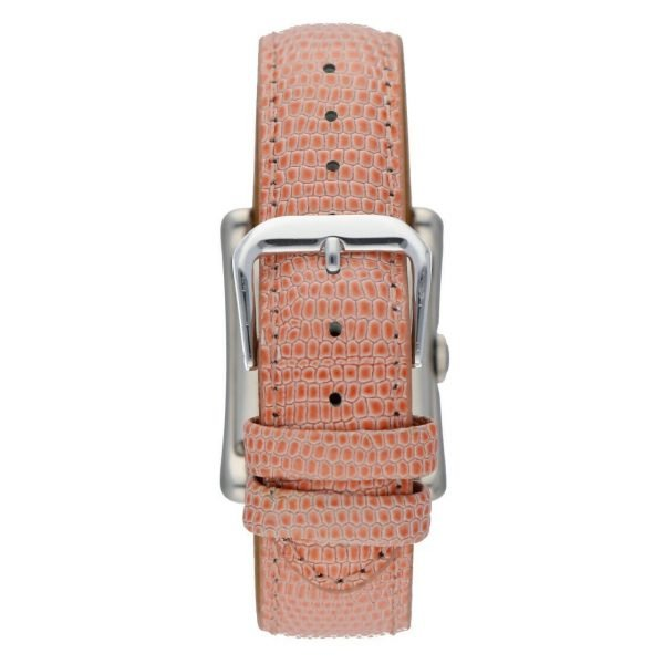 BedatCo N07 728 Diamonds Stainless Steel Tank Leather Automatic Womens Watch 124412103061 6