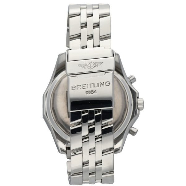 Breitling A25362 Bentley Green Dial 48mm Chrono Steel Automatic Mens Watch 133574055181 7
