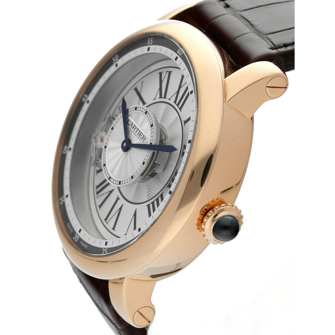 Cartier 3308 W1556205 Rotonde Astrotourbillon 18k Rose Gold Limited Mens Watch 124243384081 3
