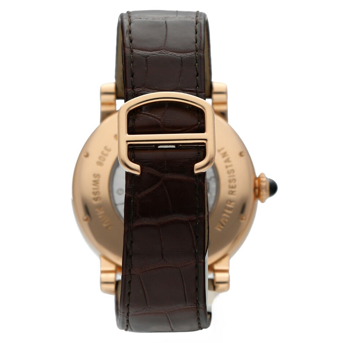 Cartier 3308 W1556205 Rotonde Astrotourbillon 18k Rose Gold Limited Mens Watch 124243384081 5