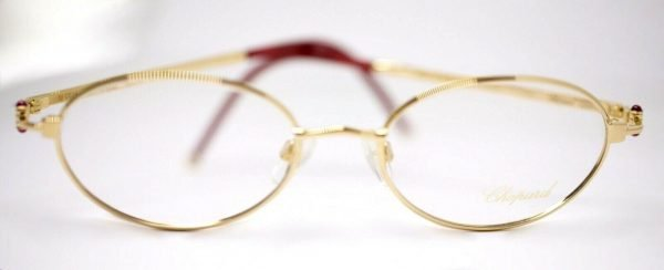 Chopard C034 24 6060 23KT GP Classic Optic Gold Frame Eyewear Eyeglasses 133022064381 2