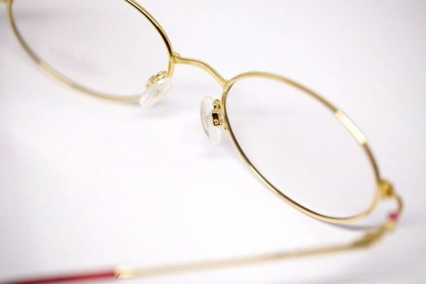 Chopard C034 24 6060 23KT GP Classic Optic Gold Frame Eyewear Eyeglasses 133022064381 5