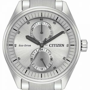 Citizen Eco Drive BU3010 51H Paradex Stainless Steel 43mm Solar Mens Watch 114507094781