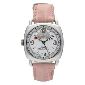 DubeySchaldenbrand Caprice 03 Steel Leather Limited Automatic Womens Watch 133611630101