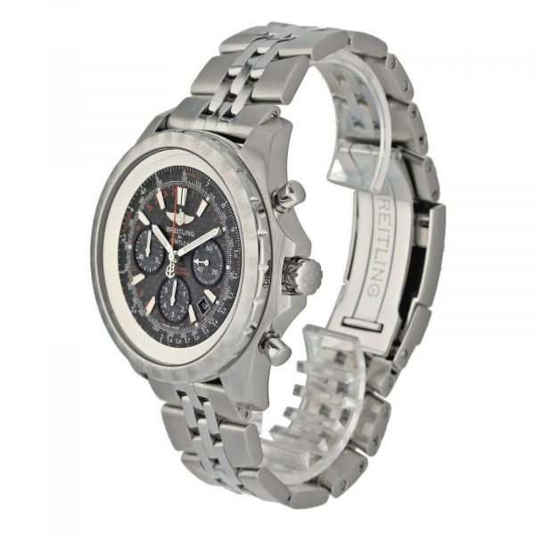 Breitling A25365 Bentley Limited Edition 48mm Steel Carbon Automatic Mens Watch 124542410772 2