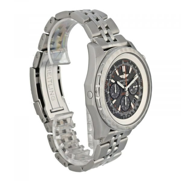 Breitling A25365 Bentley Limited Edition 48mm Steel Carbon Automatic Mens Watch 124542410772 5