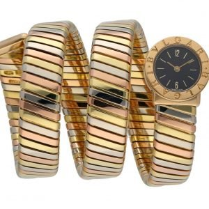 Bvlgari-Tubogas-BB191T-18k-Tri-Color-Gold-Wrap-19mm-Quartz-Womens-Watch-133678025972