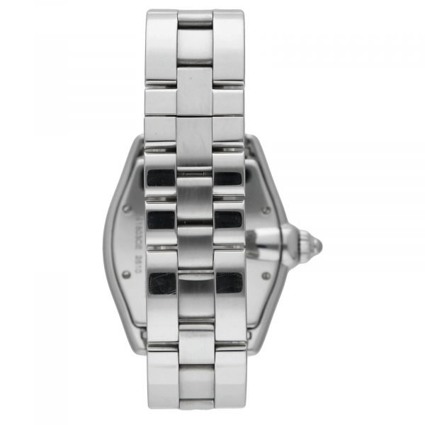 Cartier Roadster 2510 Silver Dial Large Stainless Steel Automatic Mens Watch 124458510472 6