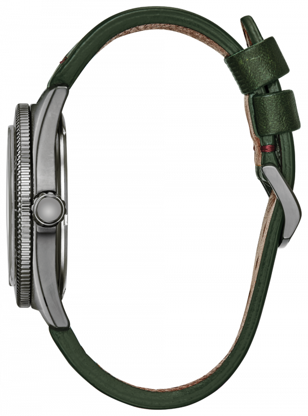 Citizen Eco Drive AW1597 05W Boba Fett Limited Edition Leather Solar Mens Watch 133570298332 3