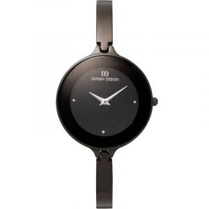 Danish Design IV64Q747 Black Dial Stainless Steel Quartz Classic Womens Watch 114674258332