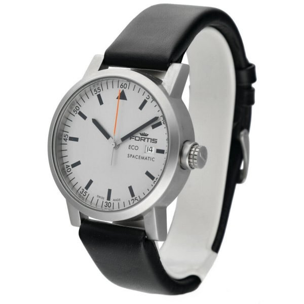 Fortis 62622159 Eco Spacematic Stainless Steel 40mm Automatic Mens Watch 114367709352 2