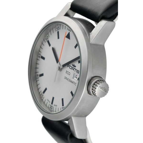Fortis 62622159 Eco Spacematic Stainless Steel 40mm Automatic Mens Watch 114367709352 3