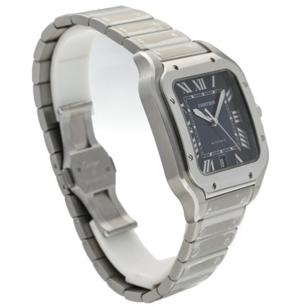 Cartier-Santos-4072-Blue-Dial-Stainless-Steel-38mm-Swiss-Automatic-Mens-Watch-133752534653-4