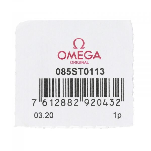 Genuine Omega Clasp Spring 085ST0113 Most Modern Models which take 2 124549229233 2