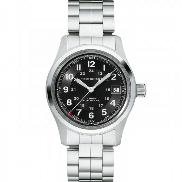 Hamilton H70455133 Khaki Field 38mm Stainless Steel Automatic Mens Watch 114910065033