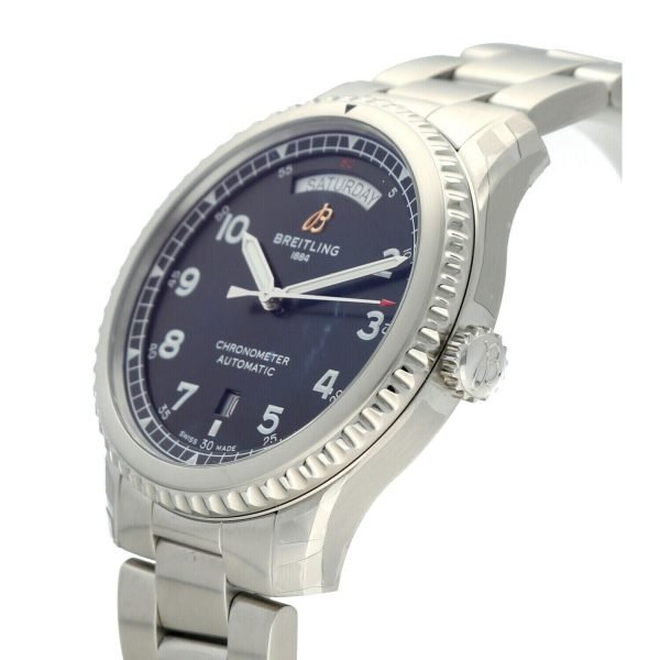 Breitling-A45330-Aviator-8-Day-Date-Black-Dial-Steel-41mm-Automatic-Mens-Watch-114731175654-3