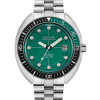 Bulova Devil Diver 96B322 Green Dial Stainless Steel 44mm Automatic Mens Watch 124348891594