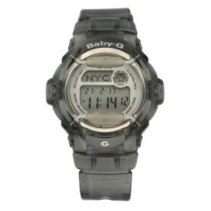 Casio Baby G BG 169R Gray Clear Resin Multi Function Digital Quartz Womens Watch 133669381324