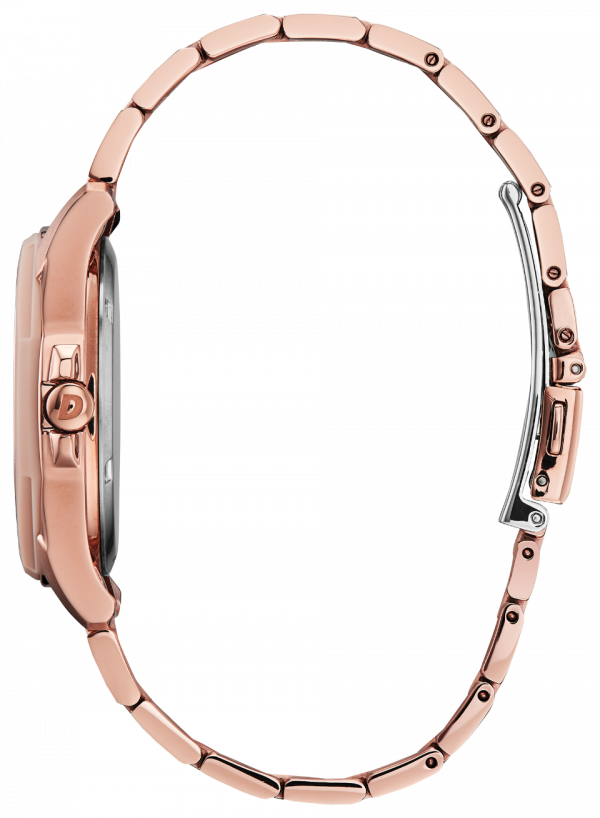 Citizen Eco Drive FE7053 51X Drive Rose Gold Steel 35mm Solar Womens Watch 133570335734 3