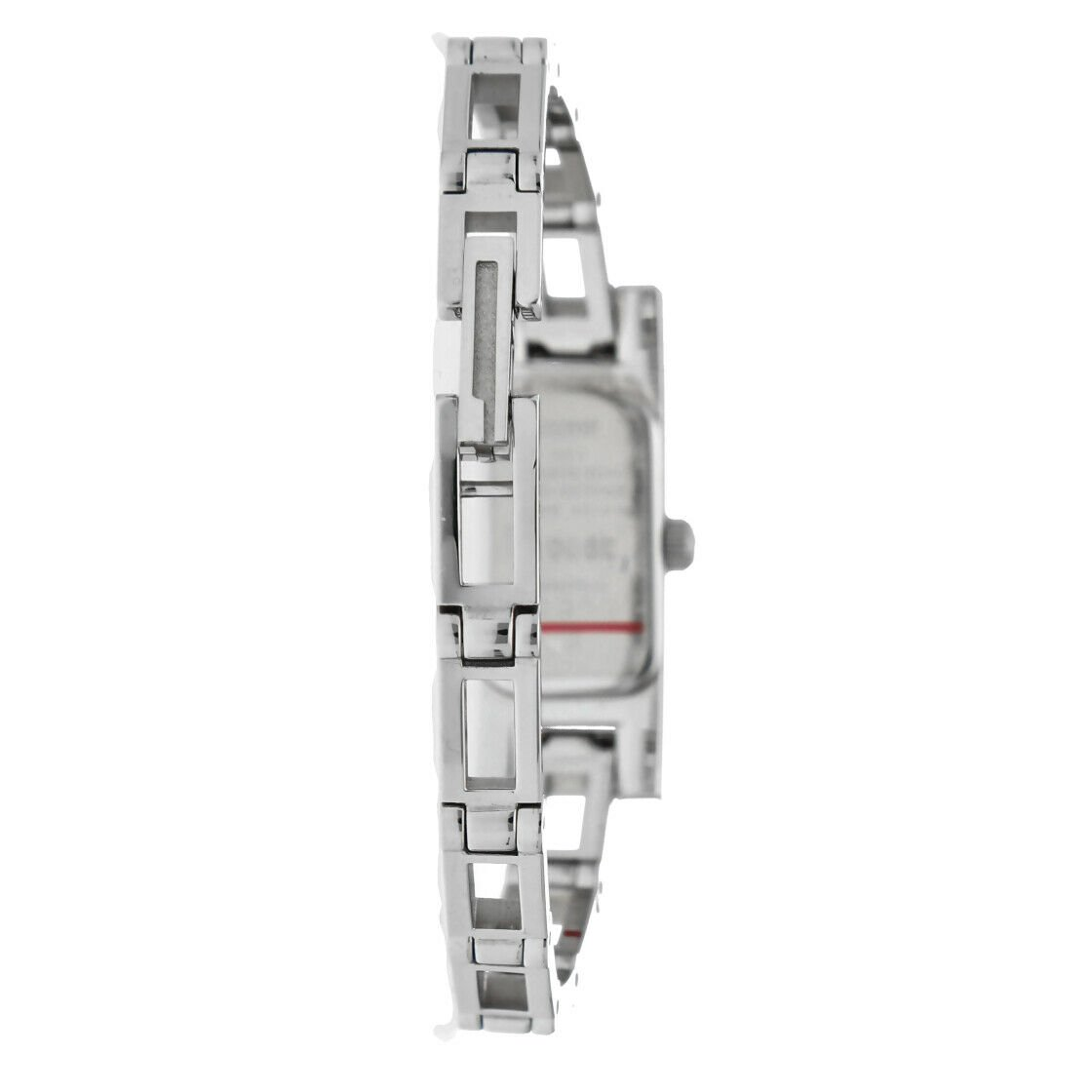 Gucci 3900L Stainless Steel Silver Dial Rectangle Swiss Quartz Womens Watch 133538249984 6