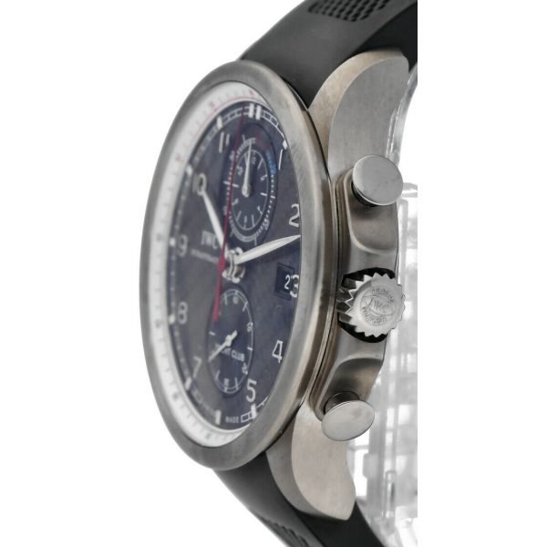 IWC IW390212 Portuguese Yacht Club Volvo Ocean Race Rubber Automatic Mens Watch 114476381324 3